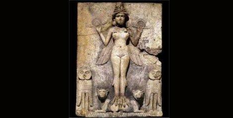 عشتار.. إلهة الجنس والحب