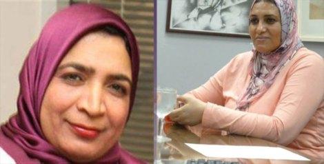 فاطمة عبد الله + هويدا صالح