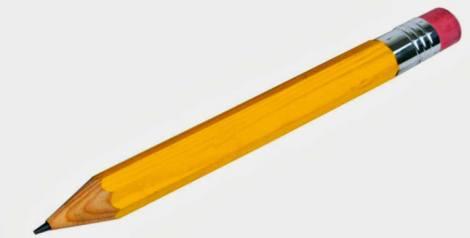 القلم الرصاص